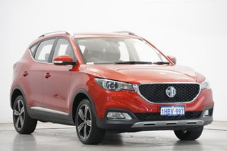 2019 MG ZS AZS1 MY19 Excite Plus 2WD Diamond Red 6 Speed Automatic Wagon