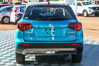 2021 Suzuki Vitara LY Series II Turbo 4WD Turquoise/Black Roof 6 Speed Sports Automatic Wagon.