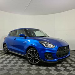2020 Suzuki Swift AZ Series II Sport Speedy Blue 6 Speed Manual Hatchback.