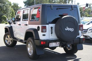 2014 Jeep Wrangler JK MY2014 Unlimited Sport White 6 Speed Manual Softtop.