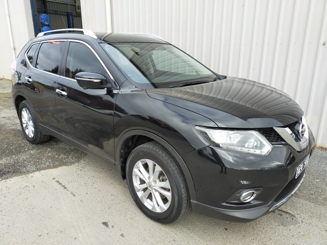 Used Nissan X-Trail T32 ST-L X-tronic 2WD Horsham, 2015 Nissan X-Trail T32 ST-L X-tronic 2WD 7 Speed Constant Variable Wagon