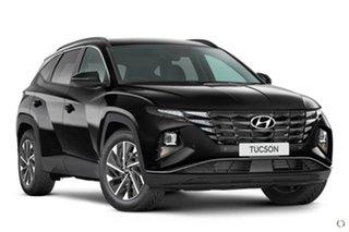2021 Hyundai Tucson NX4.V1 MY22 Elite 2WD Black 6 Speed Automatic Wagon