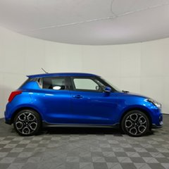 2020 Suzuki Swift AZ Series II Sport Speedy Blue 6 Speed Manual Hatchback