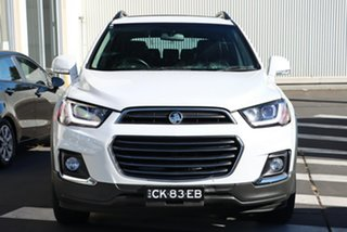 2016 Holden Captiva CG MY17 Active 2WD White 6 Speed Sports Automatic Wagon