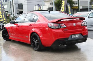 2016 Holden Commodore VF II MY16 SS V Redline Red Hot 6 Speed Sports Automatic Sedan.