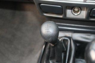 2009 Nissan Navara D22 MY08 ST-R (4x4) 5 Speed Manual Dual Cab Pick-up