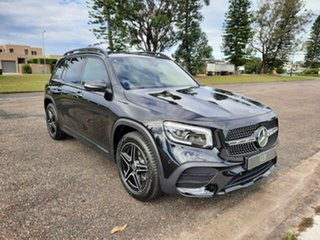 2021 Mercedes-Benz GLB-Class X247 801MY GLB200 DCT Cosmos Black 7 Speed Sports Automatic Dual Clutch