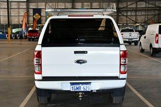 2017 Ford Ranger PX MkII XL Hi-Rider Frozen White 6 Speed Sports Automatic Utility