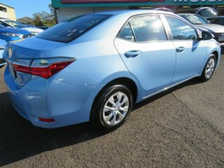 2019 Toyota Corolla ZRE172R Ascent S-CVT Blue 7 Speed Constant Variable Sedan