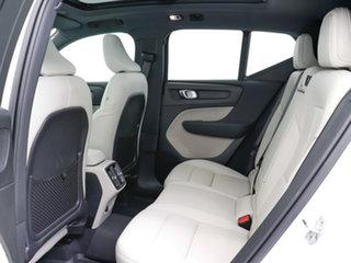 2019 Volvo XC40 536 MY19 T4 Inscription (AWD) White 8 Speed Automatic Wagon