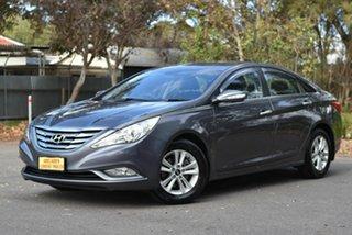 2011 Hyundai i45 YF MY11 Active Grey 6 Speed Sports Automatic Sedan.