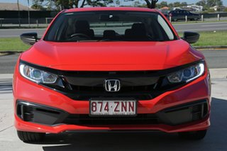 2019 Honda Civic 10th Gen MY19 50 Years Edition Red 1 Speed Constant Variable Sedan