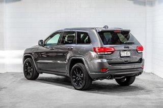 2018 Jeep Grand Cherokee WK MY18 Blackhawk Grey 8 Speed Sports Automatic Wagon.