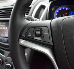 2016 Holden Trax TJ MY17 LTZ Silver 6 Speed Automatic Wagon