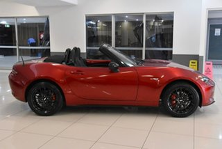 2021 Mazda MX-5 ND GT SKYACTIV-MT RS Red 6 Speed Manual Roadster