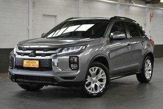 2019 Mitsubishi ASX XD MY20 LS 2WD Grey 1 Speed Constant Variable Wagon.