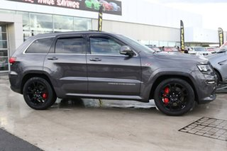 2015 Jeep Grand Cherokee WK MY15 SRT Granite Crystal 8 Speed Sports Automatic Wagon.