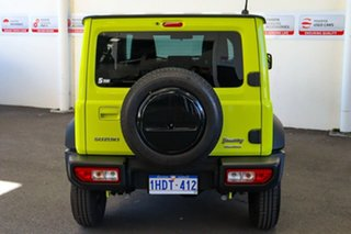 2020 Suzuki Jimny Black 5 Speed Manual 4x4 Wagon