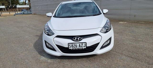Used Hyundai i30 GD2 SR Elizabeth, 2013 Hyundai i30 GD2 SR White 6 Speed Sports Automatic Hatchback