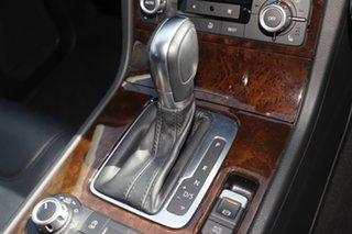 2014 Volkswagen Touareg 7P MY14 V6 TDI Tiptronic 4MOTION White 8 Speed Sports Automatic Wagon