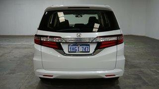 2015 Honda Odyssey RC MY16 VTi Premium White 7 Speed Constant Variable Wagon