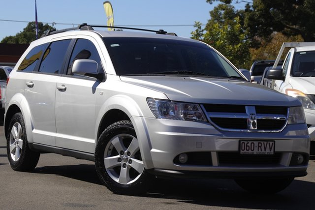 Used Dodge Journey JC MY10 SXT Toowoomba, 2011 Dodge Journey JC MY10 SXT Silver 6 Speed Automatic Wagon