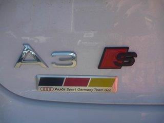 2019 Audi A3 8V MY19 35 TFSI Sportback S Tronic S Line Plus White 7 Speed.
