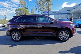 2018 Ford Endura CA 2019MY Titanium 8 Speed Sports Automatic Wagon