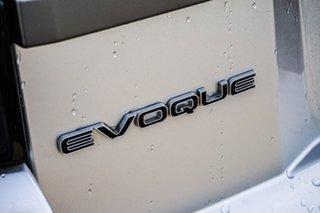 2014 Land Rover Range Rover Evoque L538 MY15 Pure Silver 9 Speed Sports Automatic Wagon