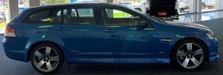 2013 Holden Commodore VE II MY12.5 SS Sportwagon Z Series Blue 6 Speed Manual Wagon.