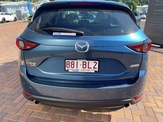 2018 Mazda CX-5 KF4WLA Akera SKYACTIV-Drive i-ACTIV AWD 6 Speed Sports Automatic Wagon
