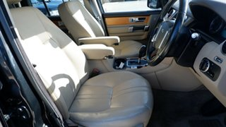 2011 Land Rover Discovery 4 Series 4 MY11 TdV6 CommandShift Black 6 Speed Sports Automatic Wagon