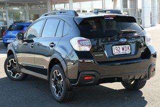 2015 Subaru XV G4X MY16 2.0i-L Lineartronic AWD Black 6 Speed Constant Variable Wagon