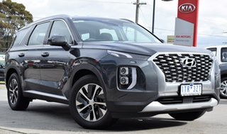 2021 Hyundai Palisade LX2.V1 MY21 2WD Rain Forest 8 Speed Sports Automatic Wagon