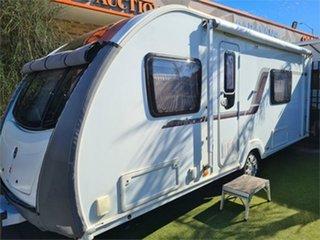 2014 Swift Explorer Caravan.