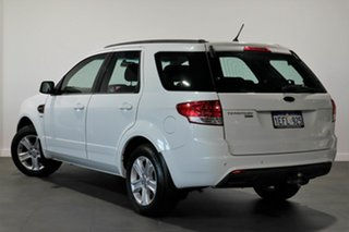 2013 Ford Territory SZ TX Seq Sport Shift AWD White 6 Speed Sports Automatic Wagon