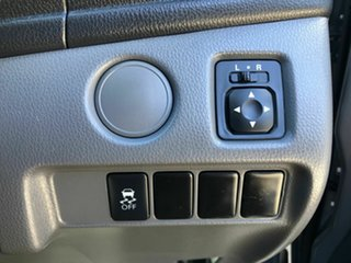 2016 Mitsubishi Triton MQ MY16 GLX 4x2 Grey 5 Speed Manual Cab Chassis