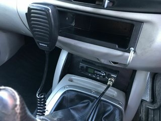 2008 Mitsubishi Triton ML MY08 GLX-R Double Cab White 5 Speed Manual Utility