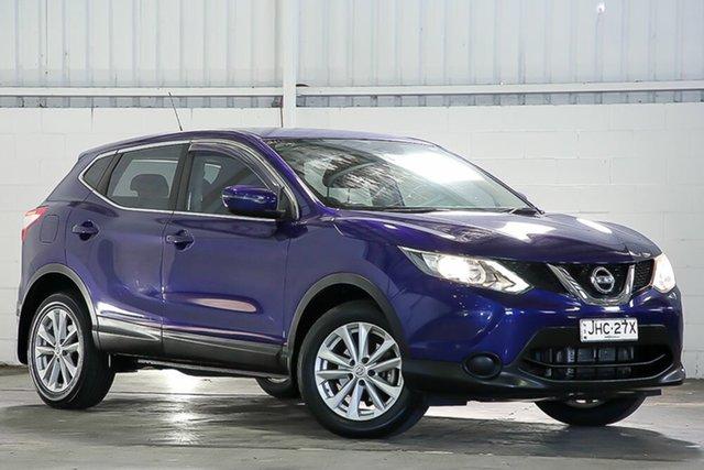 Used Nissan Qashqai J11 ST West Gosford, 2015 Nissan Qashqai J11 ST Blue 1 Speed Constant Variable Wagon