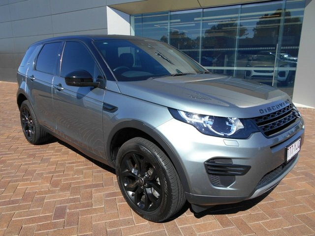 Used Land Rover Discovery Sport L550 18MY SD4 SE Toowoomba, 2017 Land Rover Discovery Sport L550 18MY SD4 SE 9 Speed Sports Automatic Wagon