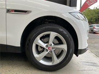 2016 Jaguar F-PACE X761 Prestige White Sports Automatic Wagon