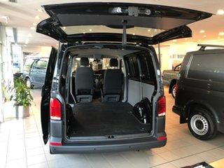2020 Volkswagen Transporter T6.1 MY21 TDI340 SWB DSG Black 7 Speed Sports Automatic Dual Clutch Van