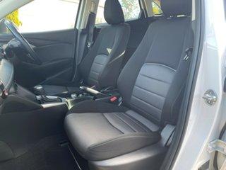 2016 Mazda CX-3 DK2W7A Maxx SKYACTIV-Drive Snowflake White 6 Speed Sports Automatic Wagon
