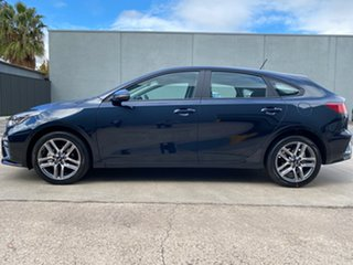 2021 Kia Cerato BD MY21 Sport Gravity Blue 6 Speed Sports Automatic Hatchback.