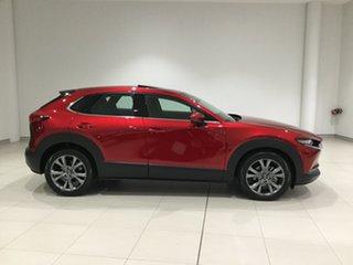 2020 Mazda CX-30 DM4WLA X20 SKYACTIV-Drive i-ACTIV AWD Astina Soul Red 6 Speed Sports Automatic.