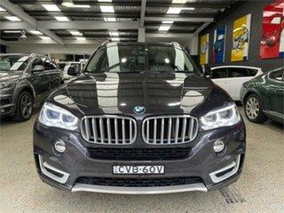 2014 BMW X5 F15 sDrive25d Grey Automatic Wagon.