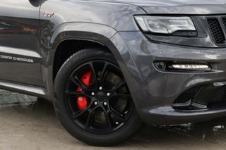 2015 Jeep Grand Cherokee WK MY15 SRT Granite Crystal 8 Speed Sports Automatic Wagon