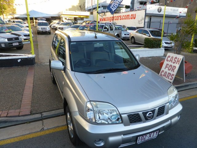 Used Nissan X-Trail T30 MY06 ST (4x4) Southport, 2007 Nissan X-Trail T30 MY06 ST (4x4) Silver 4 Speed Automatic Wagon