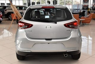 2021 Mazda 2 DJ2HAA G15 SKYACTIV-Drive GT Silver 6 Speed Sports Automatic Hatchback.
