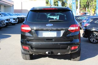 2017 Ford Everest UA Trend Black 6 Speed Sports Automatic SUV